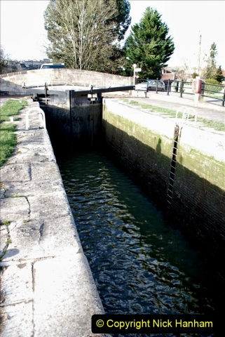 2020 02 26 The Kennet & Avon Canal Bradford on  Avon Wiltshire (15) 020