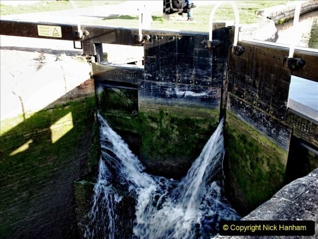 2020 02 26 The Kennet & Avon Canal Bradford on  Avon Wiltshire (16) 020
