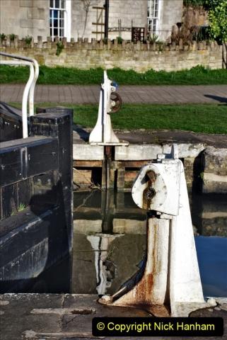 2020 02 26 The Kennet & Avon Canal Bradford on  Avon Wiltshire (18) 020