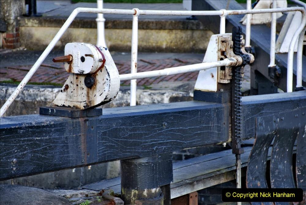 2020 02 26 The Kennet & Avon Canal Bradford on  Avon Wiltshire (19) 020