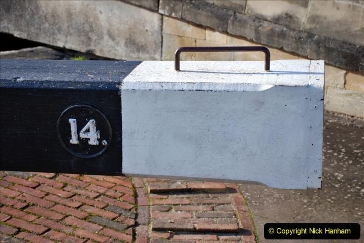 2020 02 26 The Kennet & Avon Canal Bradford on  Avon Wiltshire (22) 020