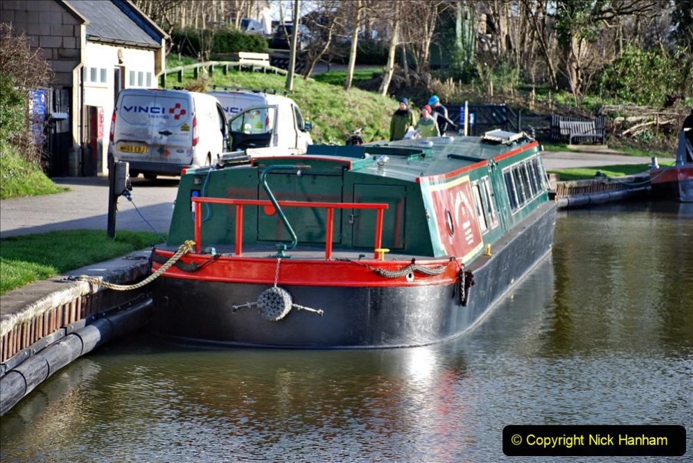 2020 02 26 The Kennet & Avon Canal Bradford on  Avon Wiltshire (23) 020
