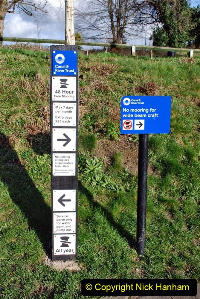 2020 02 26 The Kennet & Avon Canal Bradford on  Avon Wiltshire (27) 020