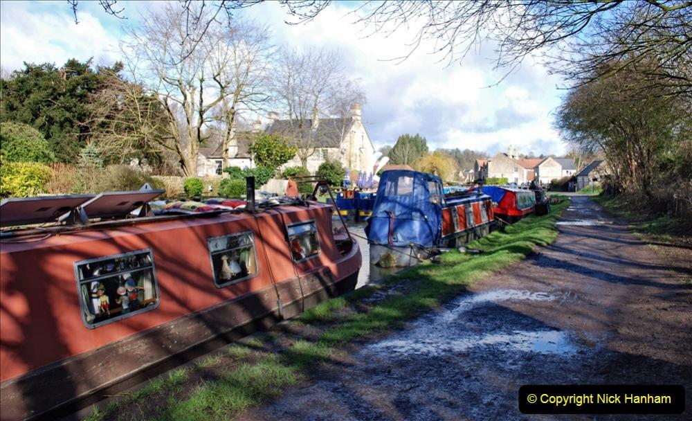 2020 02 26 The Kennet & Avon Canal Bradford on  Avon Wiltshire (35) 020