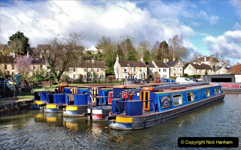 2020 02 26 The Kennet & Avon Canal Bradford on  Avon Wiltshire (36) 020