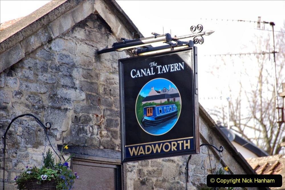 2020 02 26 The Kennet & Avon Canal Bradford on  Avon Wiltshire (38) 020