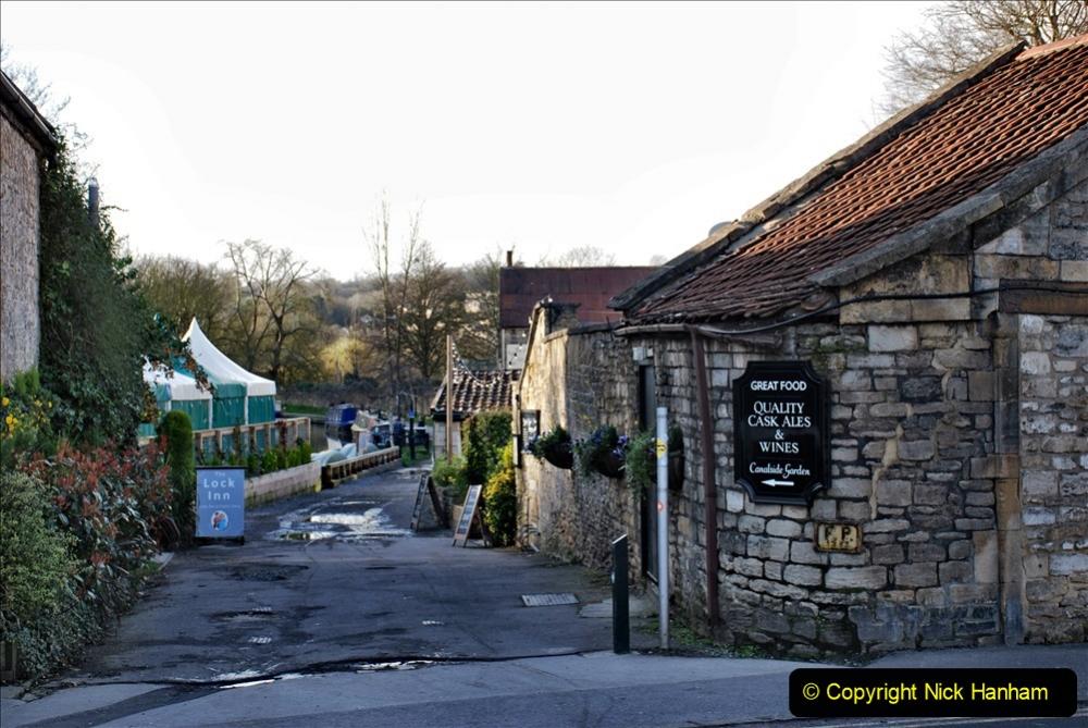 2020 02 26 The Kennet & Avon Canal Bradford on  Avon Wiltshire (39) 020