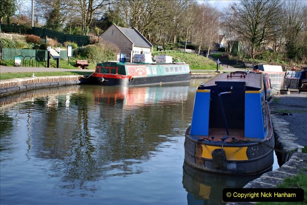 2020 02 26 The Kennet & Avon Canal Bradford on  Avon Wiltshire (5) 020