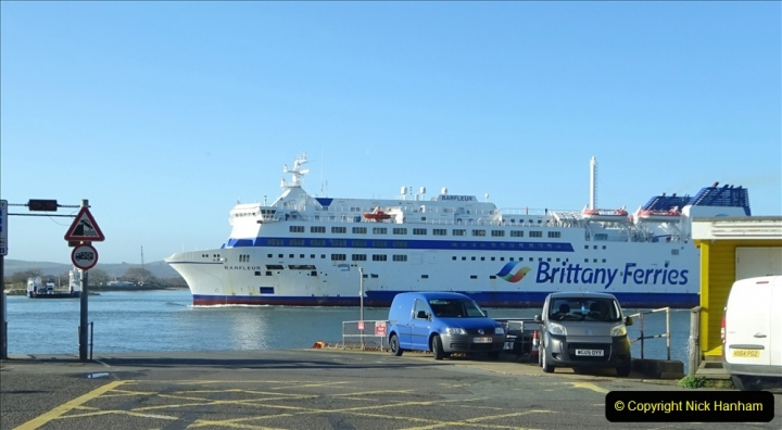 2020 03 19 Sandbanks Ferry Poole Dorset (1) 072