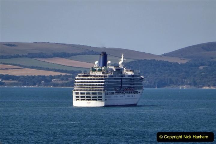 2020-07-03 Poole Bay, Dorset. (9) P&O Arcadia. 117