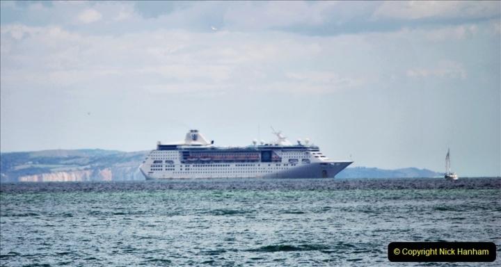 2020-07-11 Poole Bay. (1) Royal Caribbean Allure of the Seas. 119