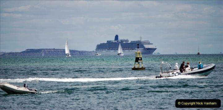 2020-07-11 Poole Bay. (3) P&O Arcadia. 121