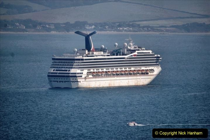 2020-08-10 Cruise ships in Weymouth Bay. (12) 145