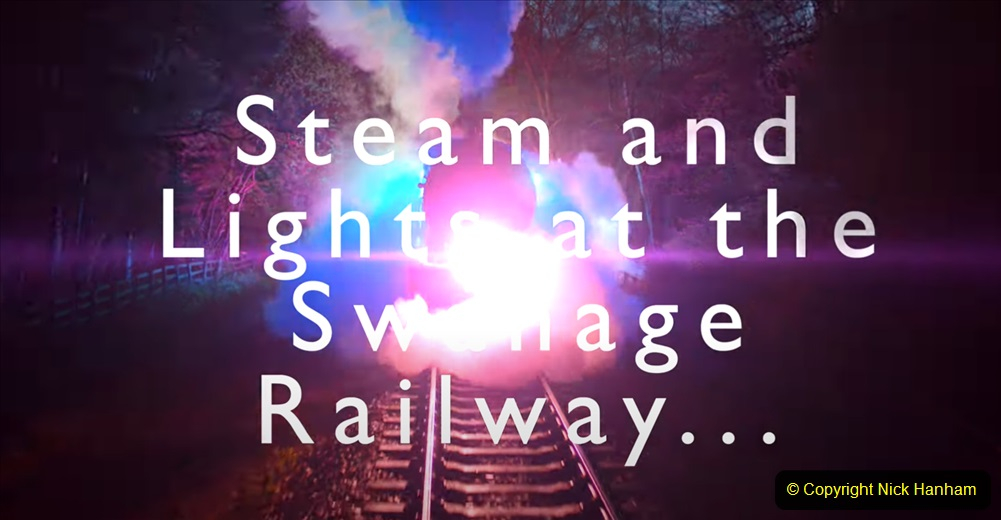 2020-10-15 Swanage Railway Christmas Light and Steam Specials. (6) 006