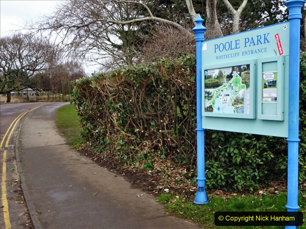 2021-01-11 Covid 19 Walk 2021 Home to Poole Park and return. (28) 028