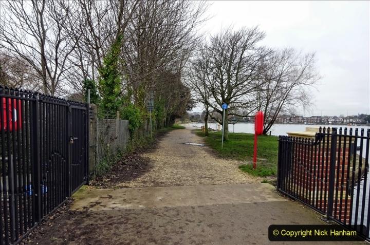 2021-02-01 Covid 19 Walk - Poole Park completed refurbishment. (14) 14