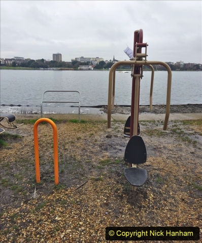 2021-02-01 Covid 19 Walk - Poole Park completed refurbishment. (15) 15