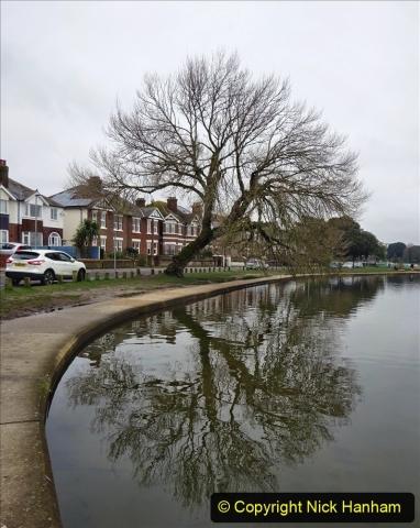 2021-02-01 Covid 19 Walk - Poole Park completed refurbishment. (28) 28