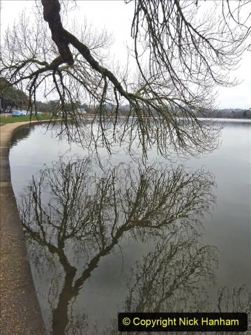 2021-02-01 Covid 19 Walk - Poole Park completed refurbishment. (29) 29