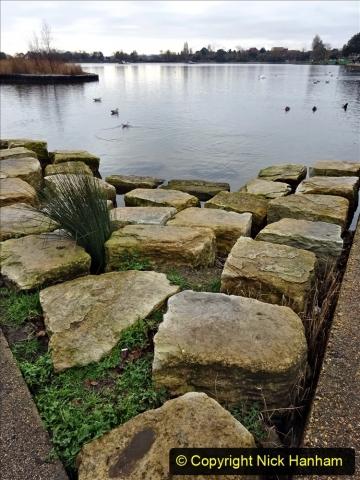 2021-02-01 Covid 19 Walk - Poole Park completed refurbishment. (32) 32