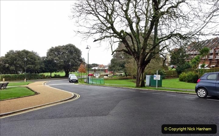 2021-02-01 Covid 19 Walk - Poole Park completed refurbishment. (4) 04