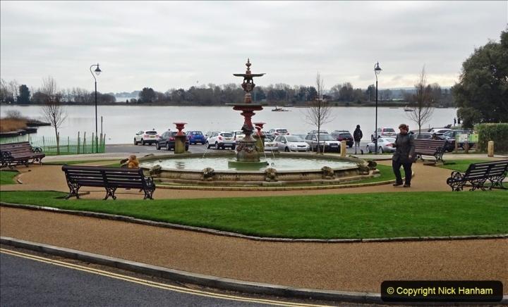 2021-02-01 Covid 19 Walk - Poole Park completed refurbishment. (5) 05