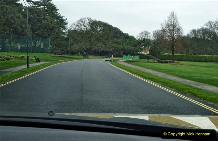 2021-02-01 Covid 19 Walk - Poole Park completed refurbishment. (6) 06