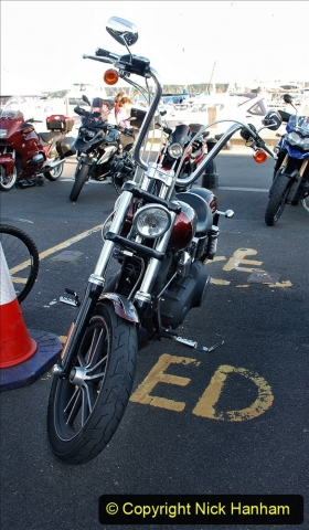 2021-06-01 First Bikers night on Poole Quay since lockdown. (131) 131