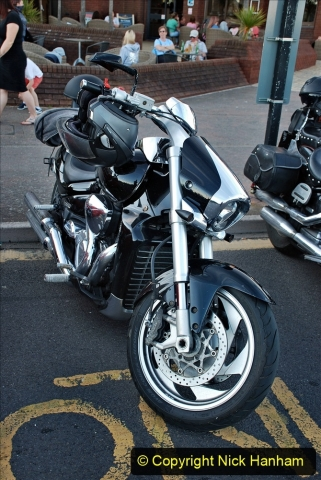 2021-06-01 First Bikers night on Poole Quay since lockdown. (132) 132