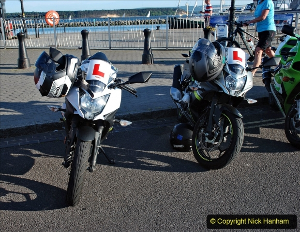2021-06-01 First Bikers night on Poole Quay since lockdown. (145) 145
