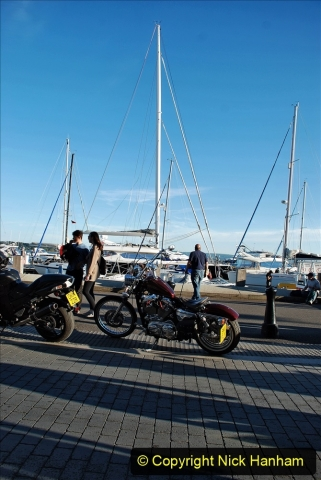 2021-06-01 First Bikers night on Poole Quay since lockdown. (182) 182
