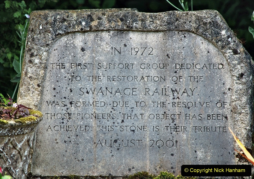 2021-07-09 End of Southern Steam 1967. (117) 1972 Beginning of Swanage Railway. 117
