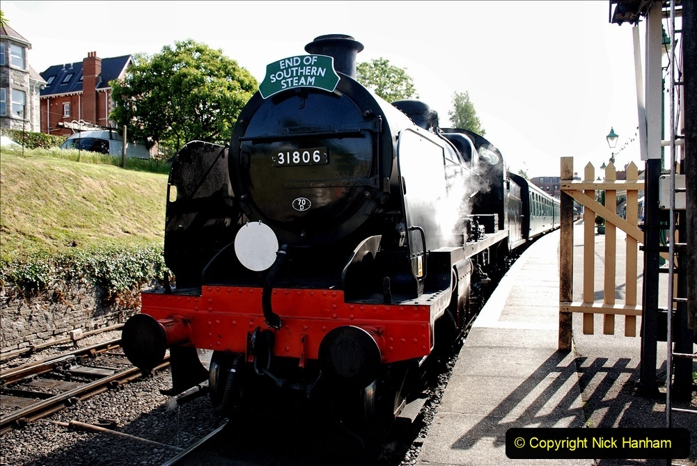 2021-07-09 End of Southern Steam 1967. (49) 050
