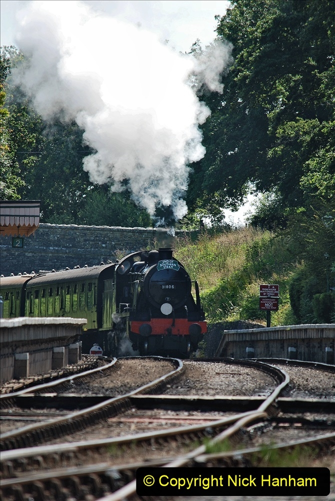2021-07-09 End of Southern Steam 1967. (76) 077