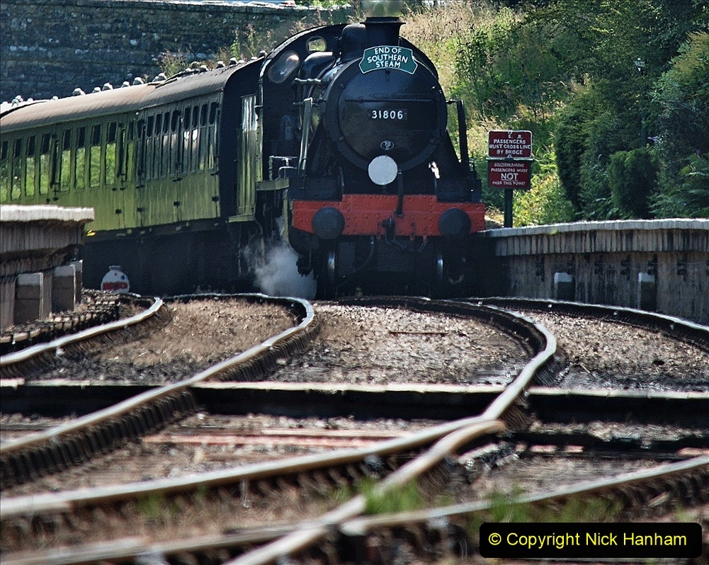 2021-07-09 End of Southern Steam 1967. (78) 079
