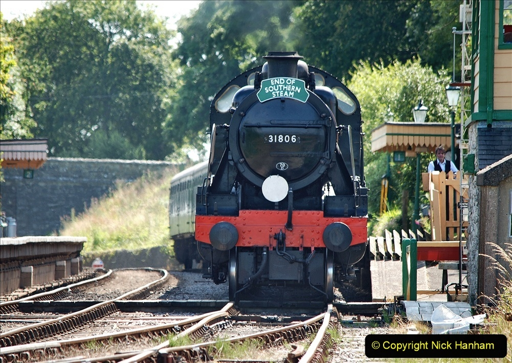 2021-07-09 End of Southern Steam 1967. (83) 084