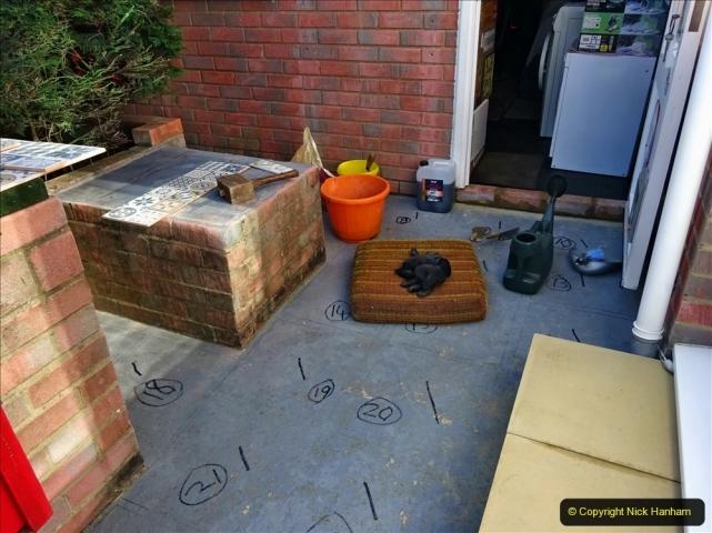 2021-07-17 to 19 Rear garden makeover final work. (23) 081