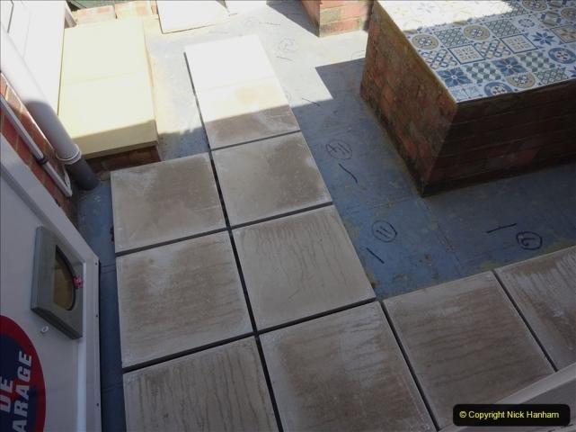 2021-07-24 Rear garden makeover final work. (3) 089