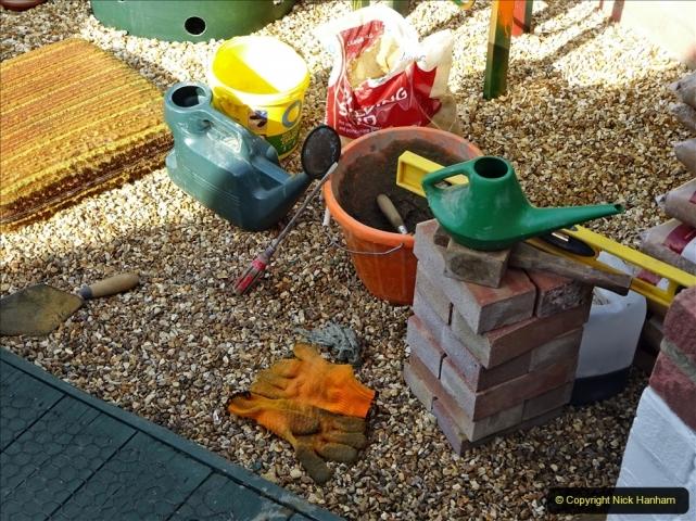 2021-07-24 Rear garden makeover final work. (6) 092
