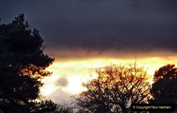 2021-01-13 Sunset ove Poole, Dorset. (1) 033