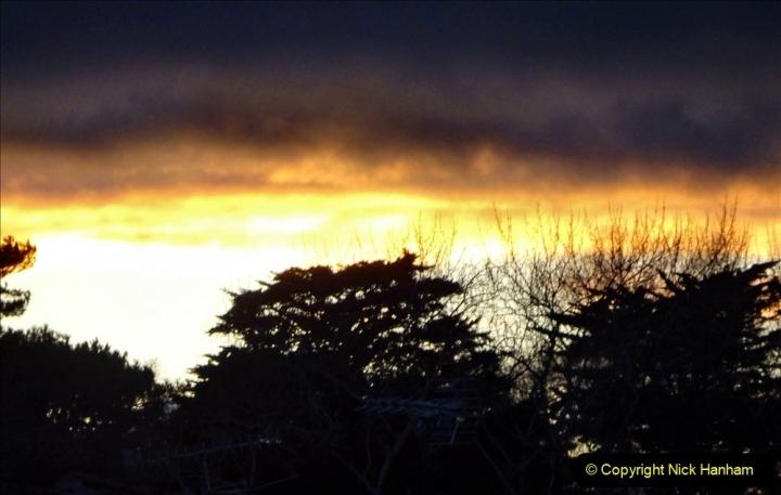 2021-01-13 Sunset ove Poole, Dorset. (2) 034