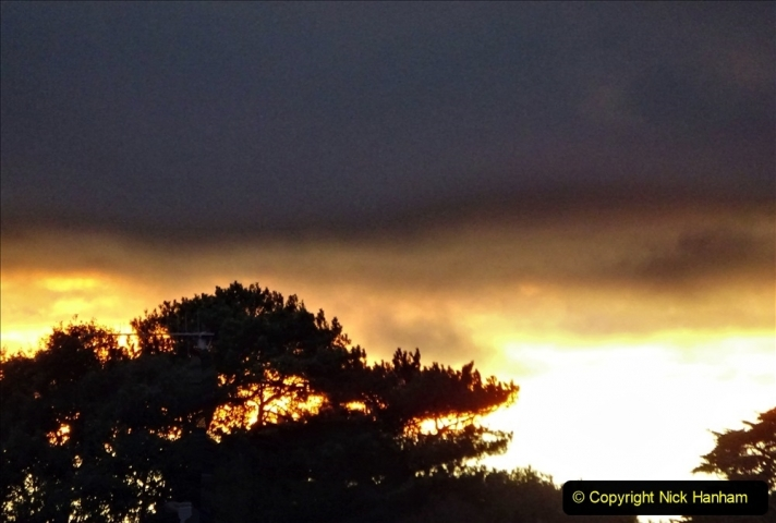 2021-01-13 Sunset ove Poole, Dorset. (3) 035