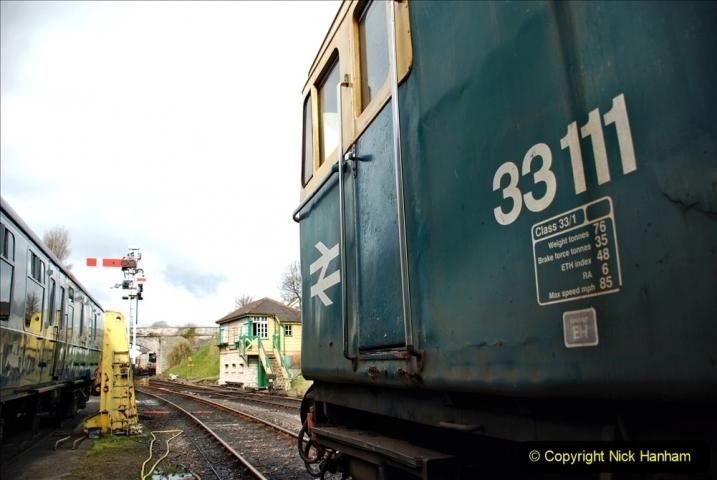 2021-04-12 SR First public train of 2021. (21) 021