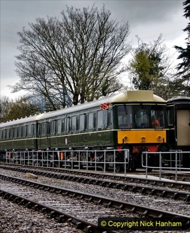 2021-04-12 SR First public train of 2021. (98) 098