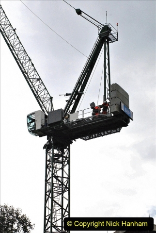 2021-08-01 Poole Hospital Crane Operation. (18) 018