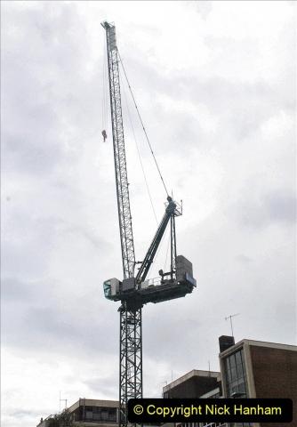 2021-08-01 Poole Hospital Crane Operation. (20) 020
