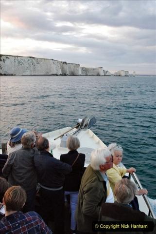 2021-08-14 SR Volunteers & Staff Boat trip & BBQ Poole Harbour & Poole Bay. (100) 100