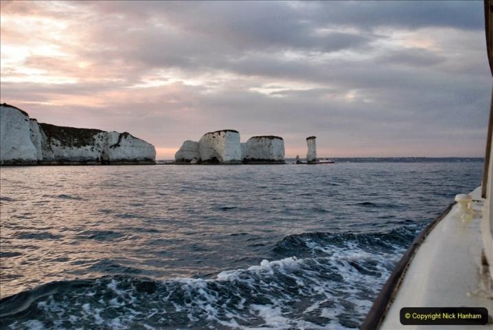 2021-08-14 SR Volunteers & Staff Boat trip & BBQ Poole Harbour & Poole Bay. (103) 103