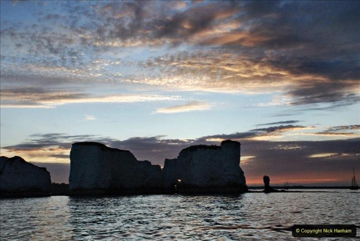 2021-08-14 SR Volunteers & Staff Boat trip & BBQ Poole Harbour & Poole Bay. (106) 106