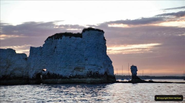 2021-08-14 SR Volunteers & Staff Boat trip & BBQ Poole Harbour & Poole Bay. (107) 107